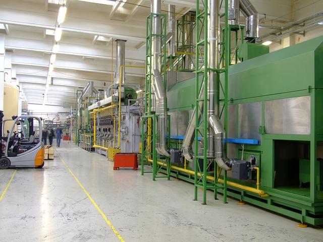 Wpływ automatyzacji produkcji na rozwój firmy